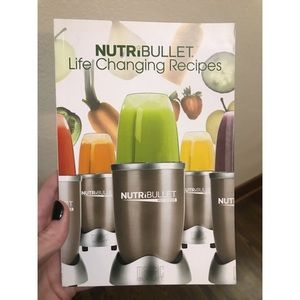 NutriBullet Life Changing Recipes 🍏🍓